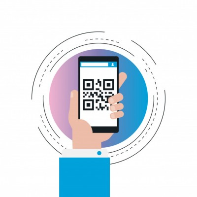 mobile-app-for-qr-code-scanning-gradient-color_1223-321